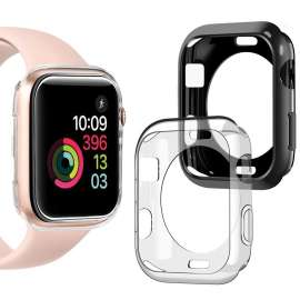Apple Watch Series 4/5 Transparent TPU Case - 38/40/42/44mm