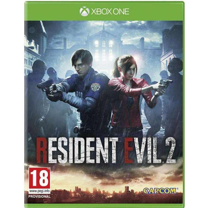 Resident Evil 2 - Xbox One - R2