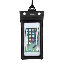 MOMAX AIR POUCH FLOATING WATERPROOF POUCH BLACK