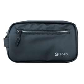 POSO Handheld USB Charging Port Bag - Black