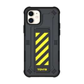 TGVIS Pursuit Series Case For iPhone 11 - Black