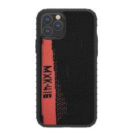 YEEZY MXK-416 FABRIC PHONE CASE FOR IPHONE 11 PRO MAX - BLACK