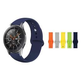 Huawei GT & Galaxy S3 Slicon Loop Straps - 22mm