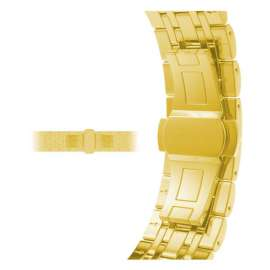 Great Case Stainless Steel Band For Apple Watch 38to44 - Gold