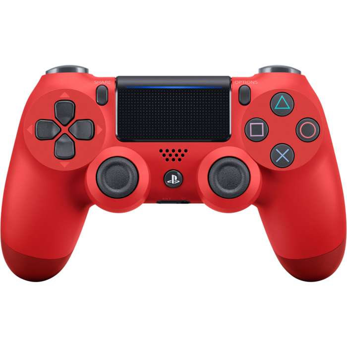 Sony DualShock 4 Wireless Controller (PS4) - Red