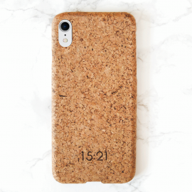 1521 iPhone XR Cork Case