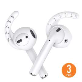 AHASTYLE AirPods & Earpods Ear Hooks Silicone - Glow in Dark