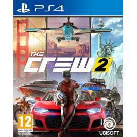 The Crew 2 - PlayStation 4 - R2