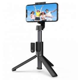 Devia Tripod Stand All -in-One Multi functional Selfie Stick