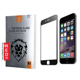 AMC Premium Tempered Glass for Apple iPhone 7/8 Plus Black