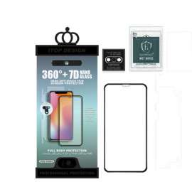 360+  7D Nano Glass Anti-Shock Flim Screen Protector