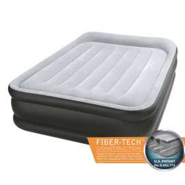Intex Twin Air Bed Built in Electric Pump