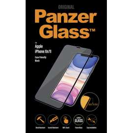PANZERGLASS APPLE IPHONE XR/ IPHONE 11 (6.1) CASE FRIENDLY BLACK