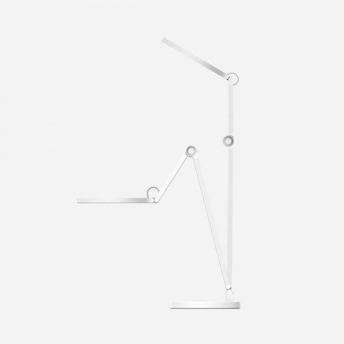 Momax Smart Desk Lamp with Wireless Charger - White (QL8SUKW)