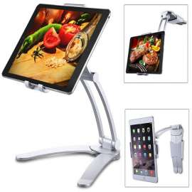 2-in-1 Mount Stand for 7-13 Inch Tablets, including iPad 10.2-inch (7th Generation)
