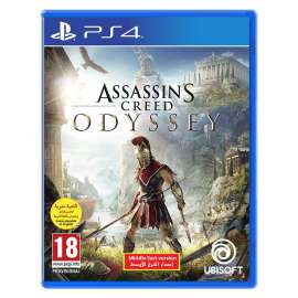 Assassin's Creed Odyssey PS4 - (Arabic)