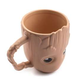 Marvel's Groot 3D Ceramic Mug