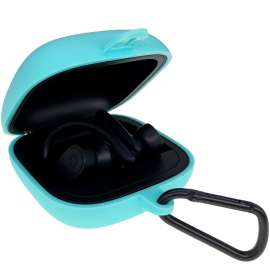 Silicone Case for Powerbeats Pro (Mint Green)