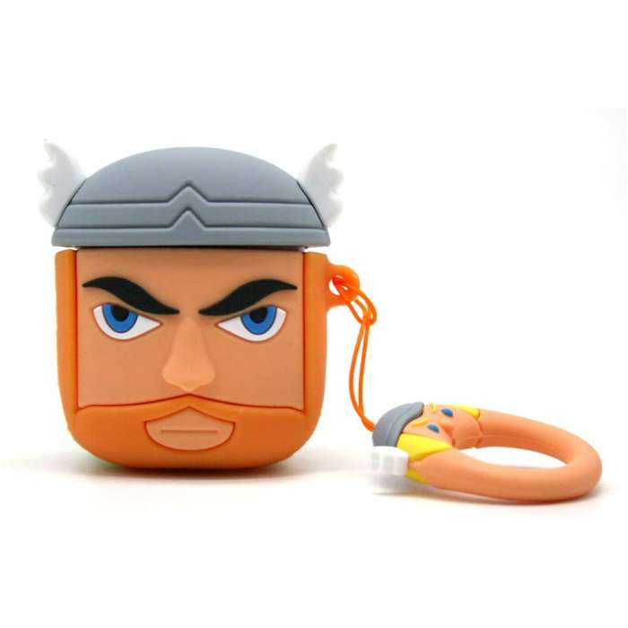 AirPods Case Soft Silicone Shockproof Cover - 3D Thor