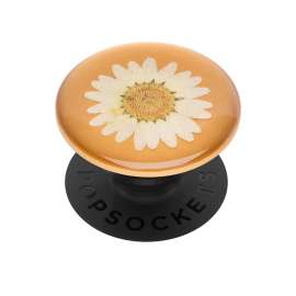 PopSockets PopGrip - Pressed Flower White Daisy