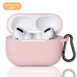 AirPods Pro Protective Silicon Case - Pink