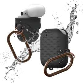 elago AirPods Waterproof Hang Active Case - Black