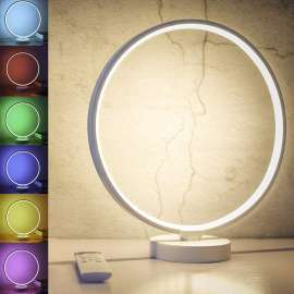 Ring Mood Led Lamp Colorfull Light R9