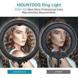Beauty Live Ring Light Large
