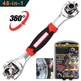 Universal Wrench 48 in 1 One Socket Tools