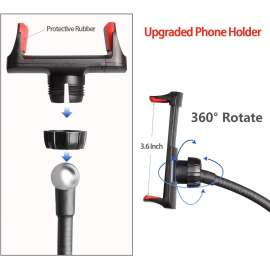 Professional Live Stream Mobile Lightning Stand