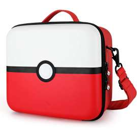 Pokemon Storage Bag For Nintendo Switch