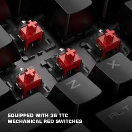 GAMESIR VX2 Aim Switch Gaming Keyboard - for Xbox One, PS4, PS3, Nintendo Switch, PC