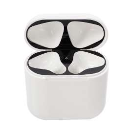 Dust Guard for AirPods-18K Black Plating