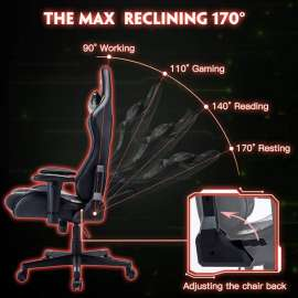 Neon Gaming Chair Racing Series - Army