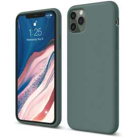 Creative Case for iPhone 11 Pro (5.8) - Midnight Green