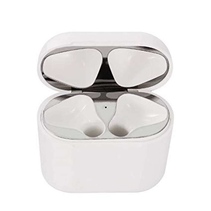 Dust Guard for AirPods-18K Silver Plating