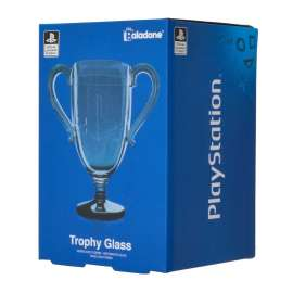 PALADONE PLAYSTATION TROPHY GLASS