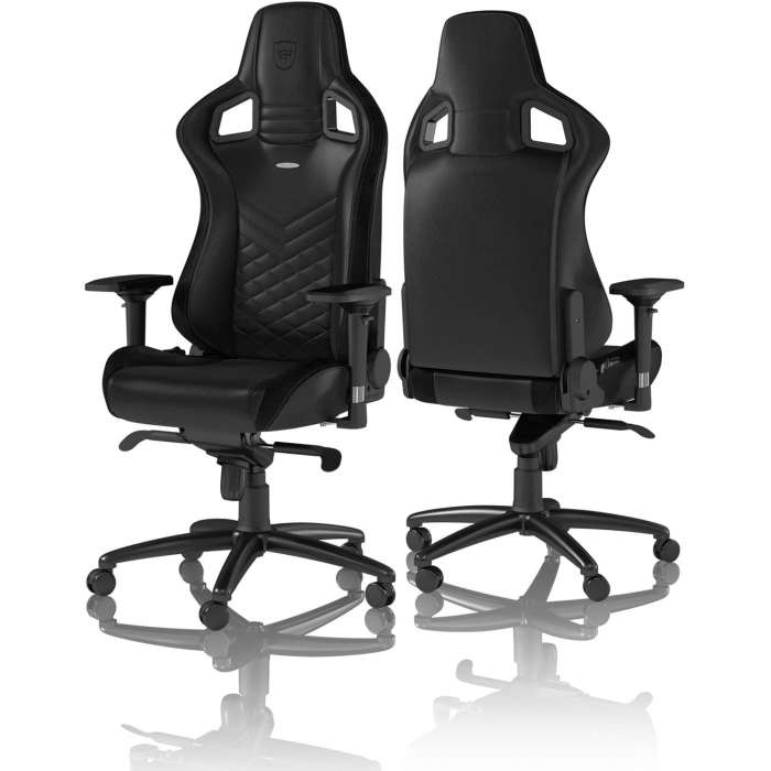Noblechairs EPIC Gaming Chair - Black