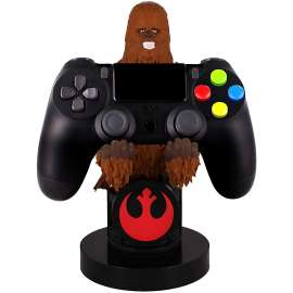 CHEWBACCA CONTROLLER & PHONE HOLDER WITH CHARGING CABLE
