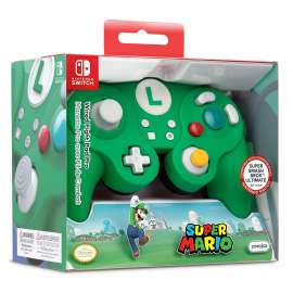 Nintendo Switch PDP Wired Controller - Super Mario Bros Luigi