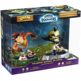 Skylanders Imaginators - Adventure Pack - Crash and Neo Cortex Figure