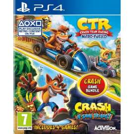 Crash Game Bundle - PS4