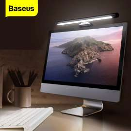 Baseus USB Stepless Dimming Screen LED Desk Hanging Light Adjustable Computer Eye Protection
