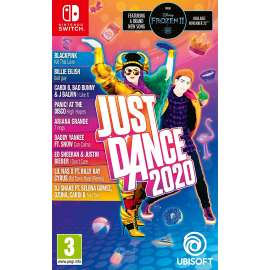 Just Dance 2020 (Nintendo Switch) (International Edition)