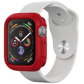 Apple Watch 360 Protective Case + Glass - Red