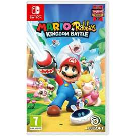 Mario + Rabbids Kingdom Battle - Switch Nintendo