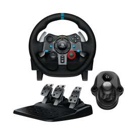 LOGITECH G29 Driving Force with Free Gear Shifter ..