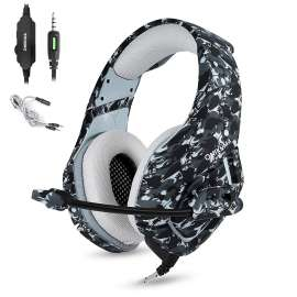 ONIKUMA K1B Wired Gaming Headset
