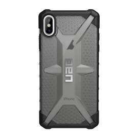 UAG Plasma Series Case for iPhone XS Max 6.5inch - Light Rugged Ash