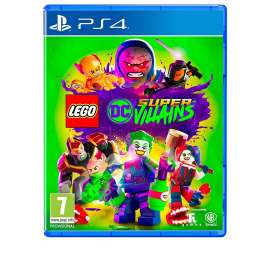 LEGO DC Super-Villains PS4 R2
